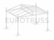 Eurotruss SR20 MD 12x10m